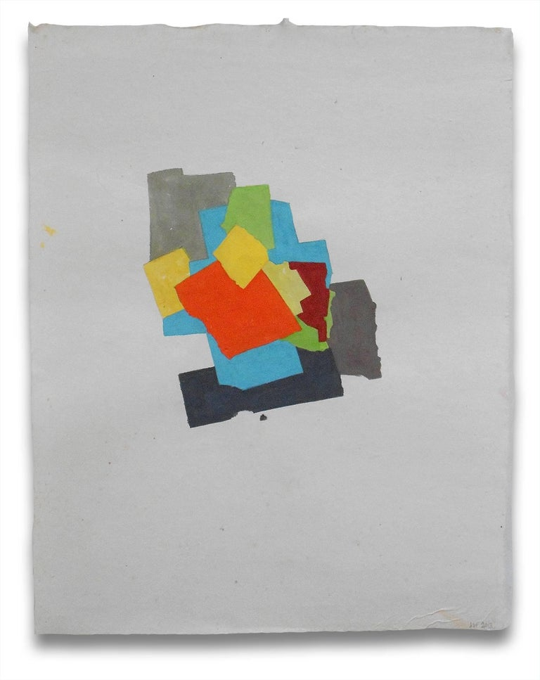 Jean Feinberg Abstract Painting - P4.13