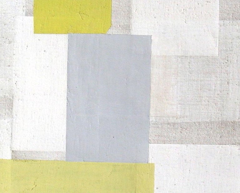 Untitled - OL1.97 - Abstract Painting by Jean Feinberg