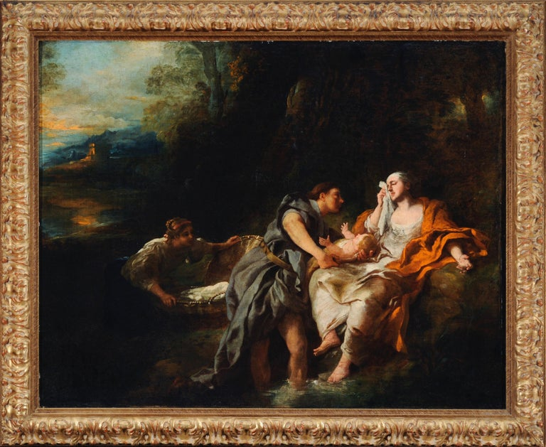 Jean Francois de Troy (French 1679-1752)