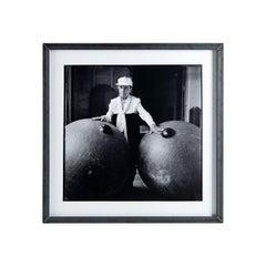 Jean-François Jaussaud, Louise Bourgeois, Brooklyn, 1995 Nos Amis, France, 1995