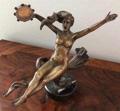 Art Nouveau Nude