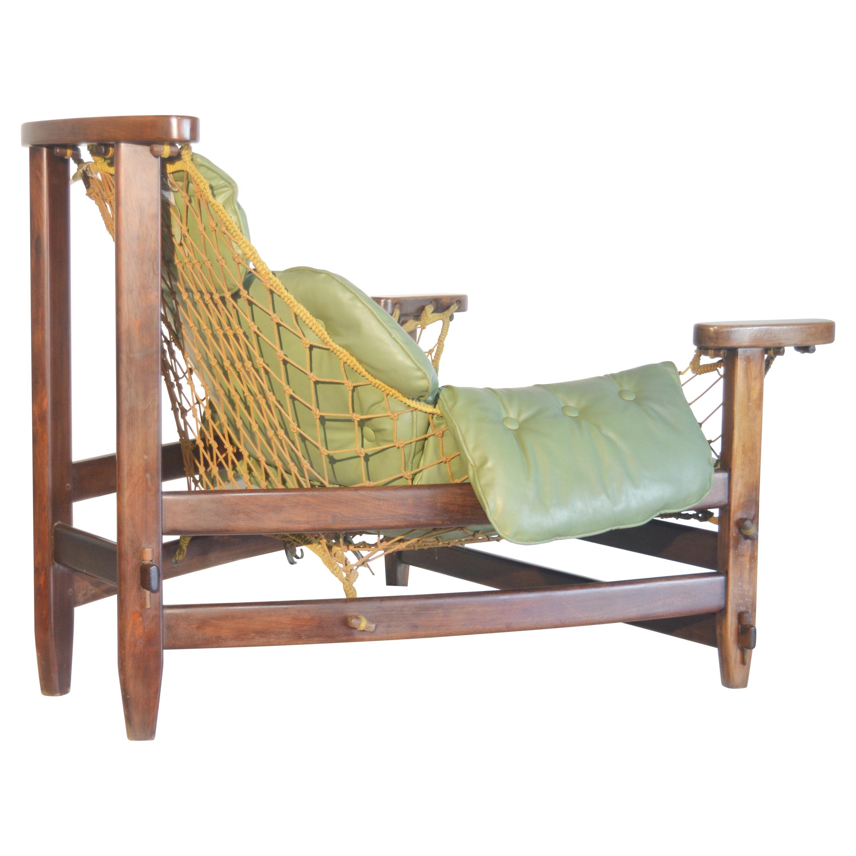 Jean Gillon Iconic Jangada Lounge Chair