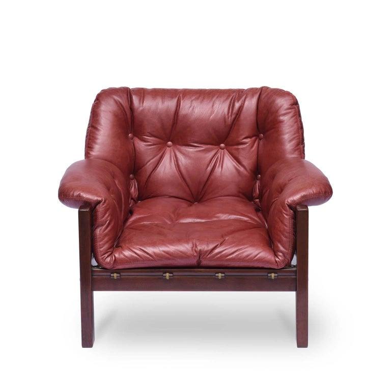 Amazing Jean Gillon Midcentury Brazilian Amazonas Armchair With Inzonedesignstudio Interior Chair Design Inzonedesignstudiocom