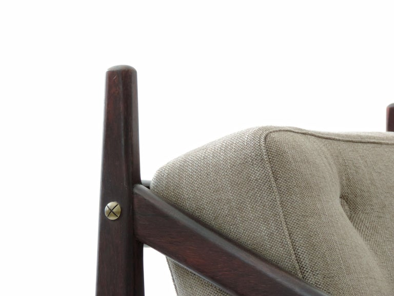 Jean Gillon Pair of Armchairs, Brazil, 1960 For Sale 3
