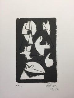Floating Figures n°38