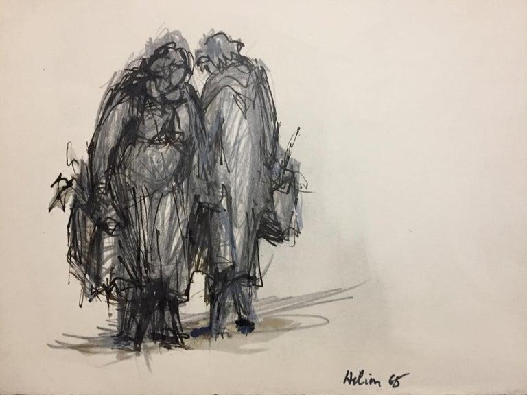 Jean Helion Still-Life Print - Les Ménagères