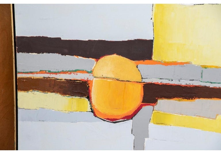Mid-Century Modern Jean-Jacques Duval Midcentury Acrylic For Sale