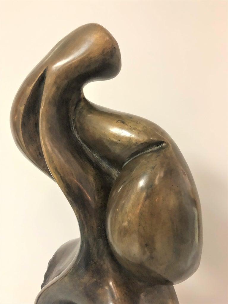 Jean Jacques Porret Bronze Sculpture  For Sale 1