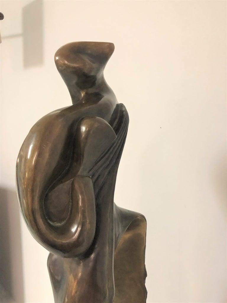 Jean Jacques Porret Bronze Sculpture  For Sale 2