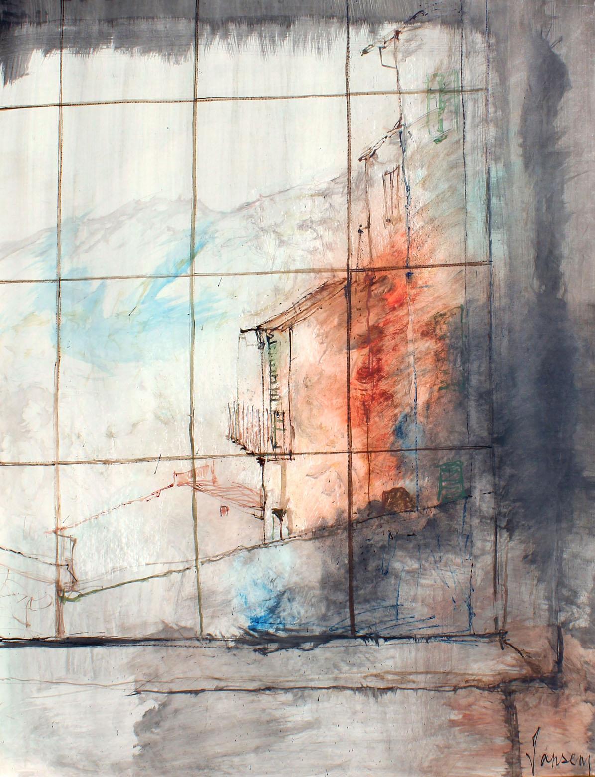 Window on courtyard, ( Fenêtre sur cour)