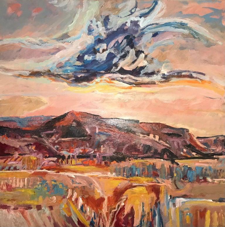Jean Krille Landscape Painting - Tableau n°12