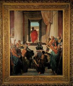 Scène de l'Agamemnon d'Eschyle (Scene from Aeschylus's Agamemnon)