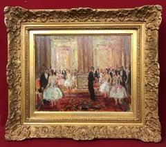 Ballerinas at Paris Opera