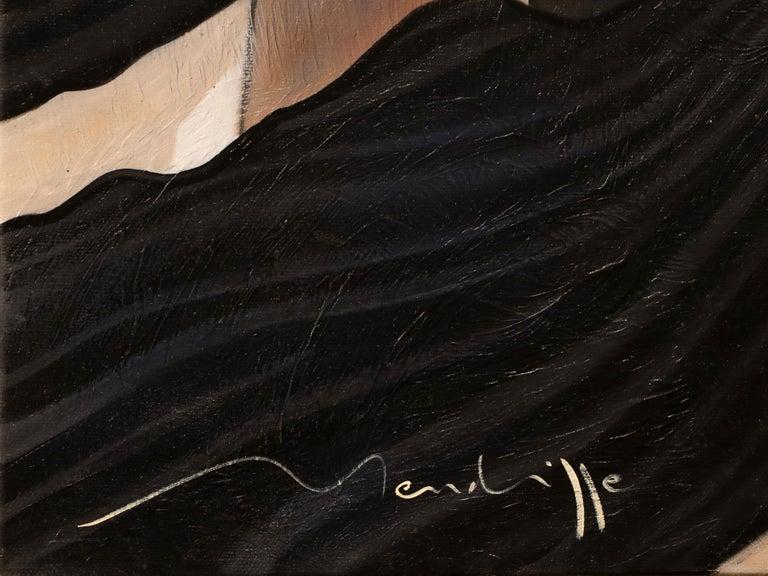 Essai Sur la Peinture - Modern Painting by Jean Louis MENDRISSE