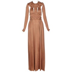 Brown Evening Dresses and Gowns