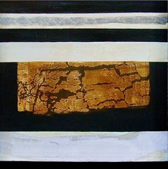 French Contemporary Abstract Art by J.-L. Veret - Macadam XV