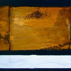 French Contemporary Abstract Art by J.-L. Veret - Macadam XXXV