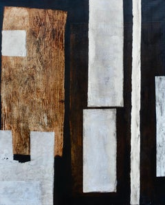 French Contemporary Abstract Art by J.-L. Veret - Polishers