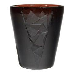Jean Luce, Conical Vase, circa 1930
