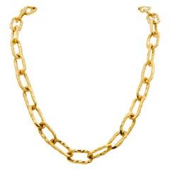 1970s Link Necklaces
