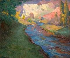 Turquoise Creek