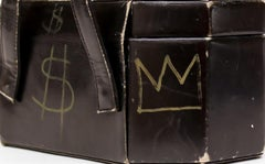 Basquiat & Warhol hand-illustrated 'Purse' 1984 (Warhol Basquiat)
