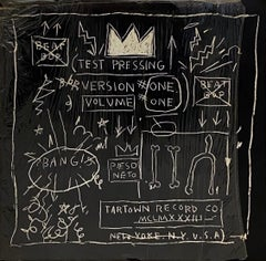 Original Basquiat Beat Bop 1983 (Basquiat Beat Bop 1st pressing)
