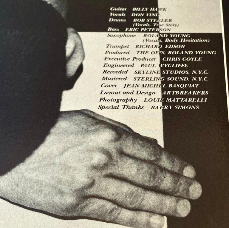 Basquiat The Offs 1984: