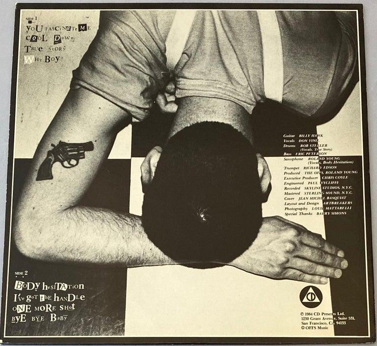 Basquiat The Offs 1984 1