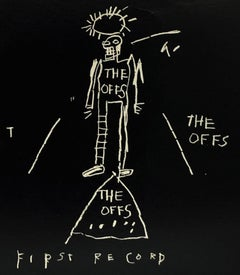 Basquiat The Offs 1984
