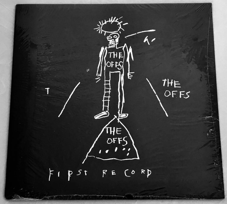 Basquiat The Offs 1984 (sealed original pressing)  - Pop Art Print by Jean-Michel Basquiat
