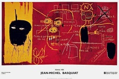 Florence (1983), 2002 Exhibition Lithograph, Jean-Michel Basquiat - LARGE