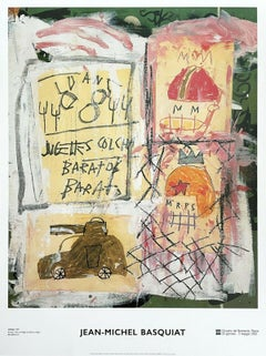 Untitled (1981), 2002 Exhibition Offset Lithograph