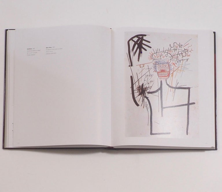 Modern Jean-Michel Basquiat, Catalogue Raisonne of Works on Paper First Edition For Sale