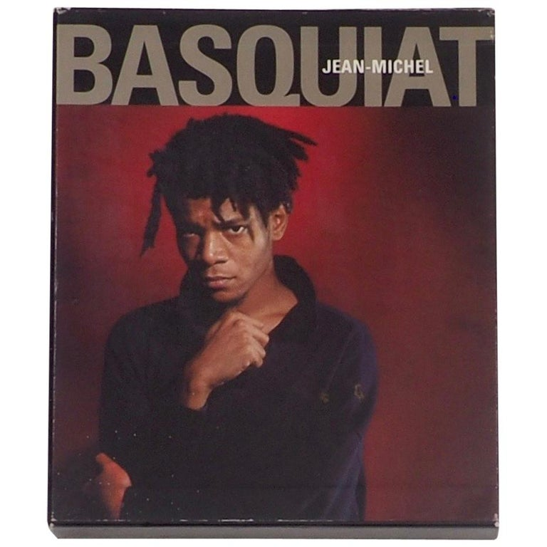 Jean-Michel Basquiat, Catalogue Raisonne of Works on Paper First Edition For Sale