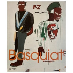 Jean-Michel Basquiat Paperback Table Book – July 2, 1999