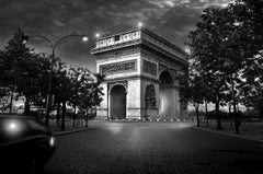 Arc de Triomphe, Paris, Champs Elysees,
