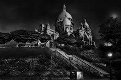 Paris, Sacre Coeur, Architecture