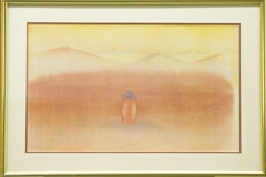 Pour Seurat-Framed Offset Lithograph. Nouvelles Images, Printed in France