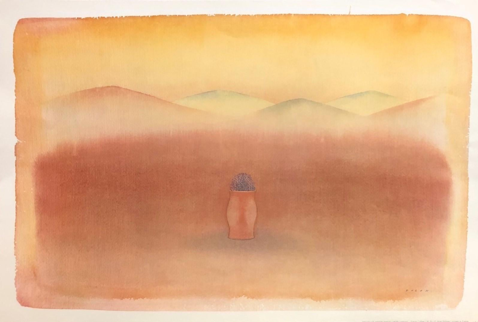 Pour Seurat-Offset Lithograph. Nouvelles Images, Printed in France