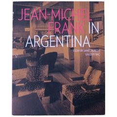 Jean-Michel Frank in Argentina Book