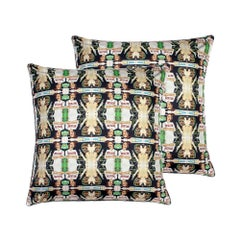 Jean Michel, Pillow Cover 'Set of 2'