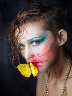 La Jeune Femme au Papillon
