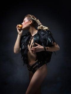 Les Héspérides Eglé Mangeant la Pomme