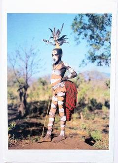 Dandy, Surma Boy, Tribal Child Omo Valley Ethiopia Africa, Portrait Photography