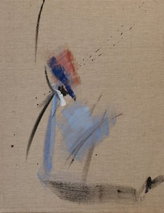 Jean Miotte - Untitled - 1979 - acrylic on canvas