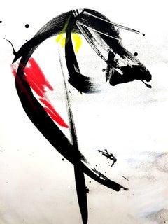 Jean Miotte - Abstract Composition - Original Aquatint