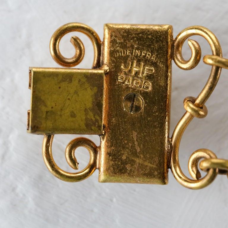 Jean Painlevé Rare Seahorse Jewelry Parure For Sale 3