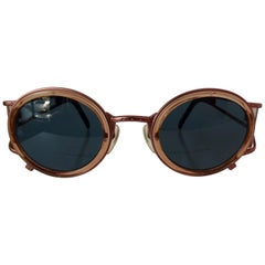 Jean Paul Gaultier 1998 Steampunk Sunglasses