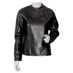 "JEAN PAUL GAULTIER Arrow ""Constructivist Russian"" Collection Sweater Top"